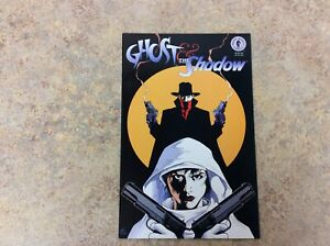GHOST AND THE SHADOW NM COMIC 1995 DARK HORSE