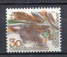 33294) CZECHOSLOVAKIA 1979 MNH** Agricultural Fed. 1v