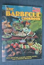 WOMENS WEEKLY~ The Barbeque Cookbook ORIGINAL & BEST Delicious Recipes.