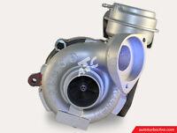 Exchange turbo 717478 BMW 320 D X3 2.0 150 CV Garrett Turbocharger