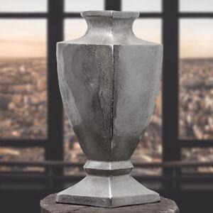 Aluminium Vase, Amphore, Groß, Vase, Dekoration