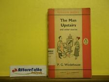 L 5.855 LIBRO THE MAN UPSTAIRS AND OTHER STORIES DI P G WODEHOUSE 1958