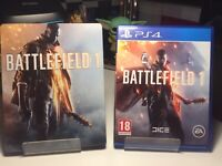 Battlefield 1 (PS4) Steelbook Limited Edition - FAST & FREE