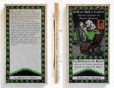 Borges/Bioy Casares Nuevos cuentos de Bustos Domecq 1987 Biblioteca de Babel