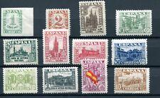 1936.ESPAÑA.EDIFIL 802/13**.NUEVOS SIN FIJASELLOS.(MNH).CERTIFICADO CMF.cAT.460€