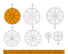 TOYOTA OEM 07-08 Yaris Wheels-Wheel Cover 4260252260