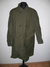 VINTAGE BULGARIAN ARMY WIND WATER PROOF JACKET/TUNIC