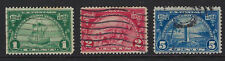 United States of America: 1924 Huguenot-Walloon Tercentenary Scott #614/6 used
