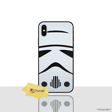 Stormtrooper Star Wars Gel Case/Cover for Apple iPhone X/10 Screen Protector