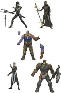Hasbro Marvel Legends Series Toys 6-Inch Collectible Action Figure 5-Pack New