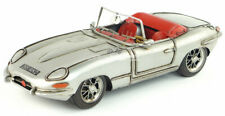 33CM Handmade Antique 1961 E-TYPE Super Racer Car Tin Metal Reproduction Model