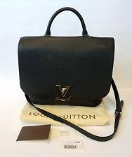 LOUIS VUITTON Volta Taurillon Noir Leather Bag NEW! MSRP $4,300.00