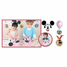 31 pezzi Disney Mickey Mouse GIOCHERELLONE CIRCOLO BUILD A PALLONCINO TESTA