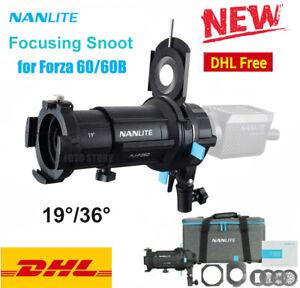 Nanguang Nanlite Spotlight Mount Set 19° 36° degree For Nanlite Forza 60 60B 60w