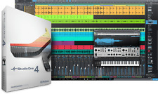 PreSonus Studio One 4 Professional - Genuine License Key - Digital Delivery