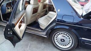 81 to 98 ROLLS ROYCE SILVER SPUR door panel set