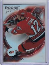 2003-04 Upper Deck Trilogy Rookie Premiere Tier 2 #173 Eric Staal RC 60/499