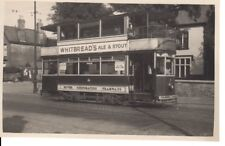 Old Photograph of Dover Tram at or near the Maxton Terminus