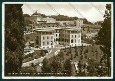 Roma Città del Vaticano Specola Foto FG cartolina VK2230
