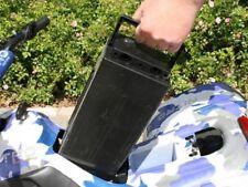 36v Battery Pack inc handle - 3 x 12v 12aH for quads, scooters, go-karts,etc...