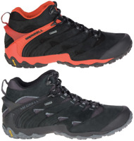 MERRELL Chameleon 7 Mid Gore-Tex Outdoor Hiking Shoes Boots Mens All Size New