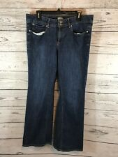 Gap Womens Medium Wash Essential Bootcut Jeans Size 12A 12 Ankle 31A