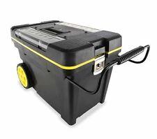 Stanley Cassettone Trolley Baule 61x41x37cm Porta attrezzi con ruote 1-92-904