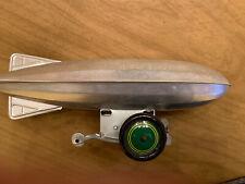 Vintage Metal / Tin Wind Up Graf Zeppelin Toy