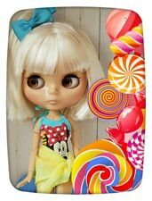 Factory Type Neo Blythe Doll Light Blonde Hair, Jointed, Outfit, Accessory