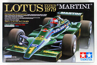 "Tamiya 20061 Lotus Type 79 1979 ""MARTINI"" 1/20 scale kit"
