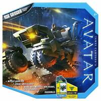 Mattel James Cameron's Avatar Rda Military Combat Grinder Vehicle Action Figure