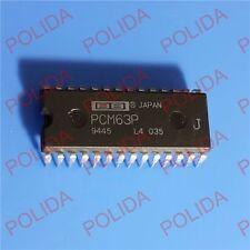 1PCS Audio D/A Converter IC BB DIP-28 PCM63P-J PCM63PJ 100% Genuine and New