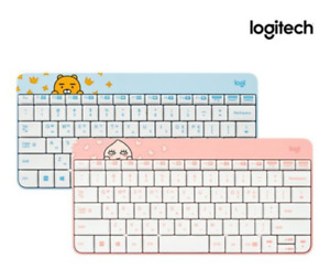 Kakao Friends Wireless Keyboard Logitech Collaboration K240 Ryan Apeach 2 Types