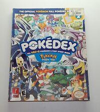 Pokemon Diamond & Pearl Pokedex: Prima Official Game Guide Vol. 2  R9484