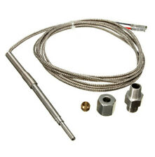 K-Type EGT Probe & Cable Thermocouple Temperature Sensors For Car Exhaust Gas