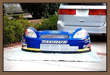 Kurt Busch NASCAR Ford Taurus Bumper, Grill, Front End, 2005 Martinsville, RARE!