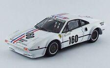 Best  MODEL - Ferrari 308 GTB #160 championnat d'Italie de vitesse CIV 1982 1/43