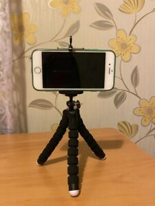 Mini Octopus Tripod Stand Grip Holder Mount Mobile Phone Pod Camera Gorilla