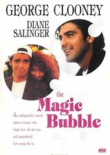 The Magic Bubble ~ George Clooney Diane Salinger ~ DVD ~ FREE Shipping USA