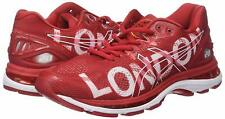 RARE ASICS Gel Nimbus 20 Limited London Edition Shoes (Women's, Pink, Sz. 9)