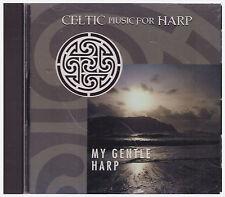 MY GENTLE HARP CELTIC MUSIC FOR HARP (CD, Jan-2005, Celtophile)