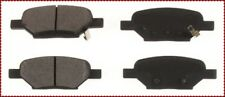 REAR BRAKE PADS FOR FORD CHEVROLET COBALT 2005 - 2009 2006 2007 2008