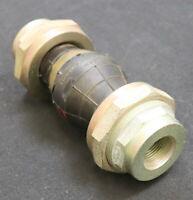 IWKA Gummikompensator Type 313-DN40 1 1/2 in. für PN 6/10/16
