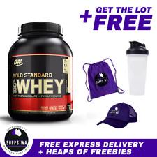 Optimum Nutrition 100% Whey 5lb Gold Standard WPI WPC Protein
