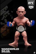 Round 5 UFC Series 12.5 Limited Edition Action Figure - Wanderlei Silva - Pride