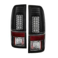 Spyder LED Tail Lights-Black For 08-16 Ford F250/F350/F450 SuperDuty #5003898