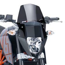 Windschutzscheibe Verkleidungsscheibe Puig KTM 690 Duke/ R 12-17 dunkel getönt