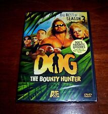 DOG THE BOUNTY HUNTER Best of Season 3 Television Classic TV Series A&E DVD NEW