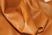 Italian Lambskin lamb soft leather hide skin hides skins TAN 7sqf