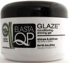 ELASTA QP GLAZE CONDITIONING SHINING DEFINING GEL ALCOHOL-FREE W/OLIVE OIL 8 OZ